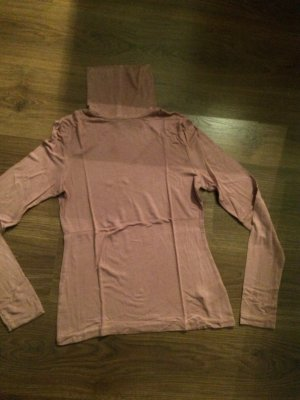 H&M Turtleneck Shirt dusky pink