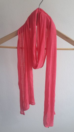 leichter schmaler pinker Codello Schal