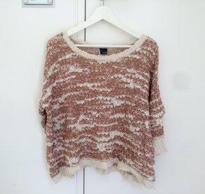 Leichter Sommer Strick Pullover von Sparkle & Fade