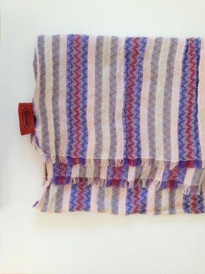 Missoni Zijden sjaal veelkleurig Zijde