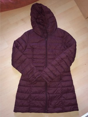 Woman by Tchibo Quilted Coat bordeaux