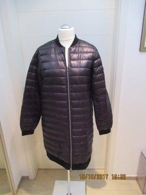 Leichter Steppmantel, Uebergangsmantel Mantel in schwarz in L von Zara in leichter Bomberform
