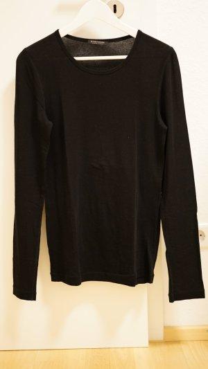 Leichter Strenesse Pullover in schwarz