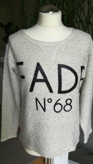 Leichter Strick-Pullover Gr. M