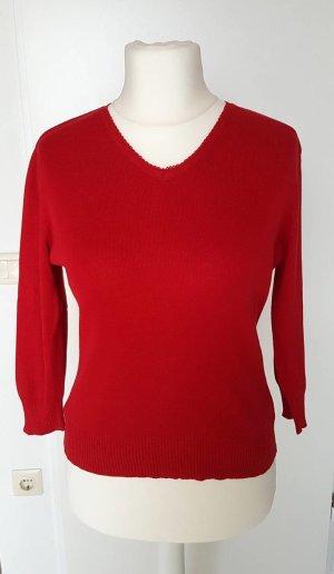 Gap Jersey de manga corta rojo