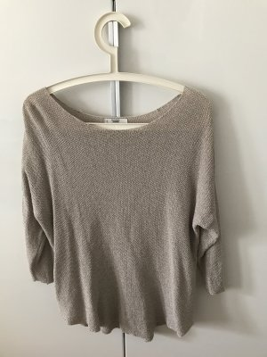 Mango casual Knitted Sweater gold-colored-cream