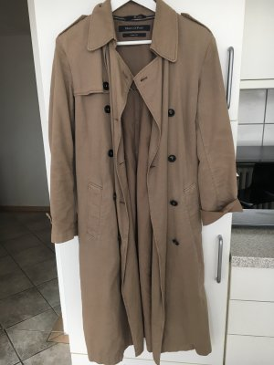 Marc O'Polo Trenchcoat marron clair