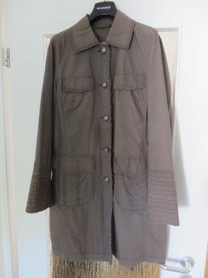 Leichter, trendiger Trenchcoat für die Übergangszeit, Damen khaki Betty Barclay