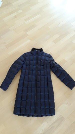 Down Coat blue-dark blue