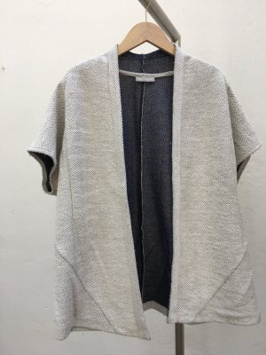 Betty & Co Sweat Jacket light grey