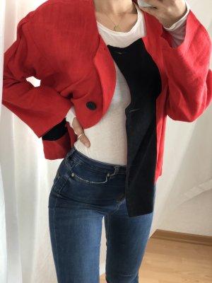 Giacca-camicia multicolore