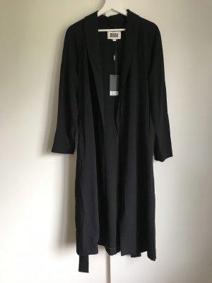 Leichter Weekday Mantel in schwarz Gr. S