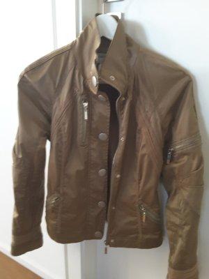 Heine Chaqueta holgada marrón claro