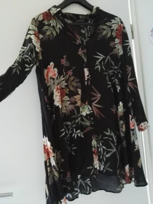 leichtes A Linie Kleid Zara