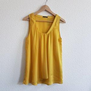 leichtes A-Linien Top Sisley / gelb