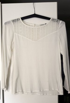 Only Blouse blanc