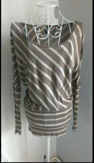Leichtes braunes Kleid oder Longshirt