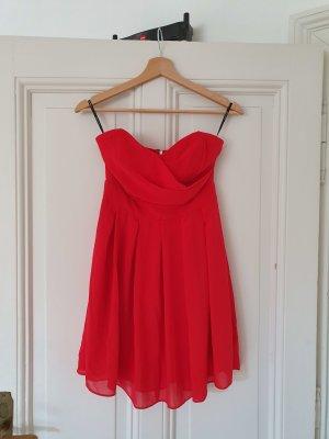 TFNC Off-The-Shoulder Dress multicolored
