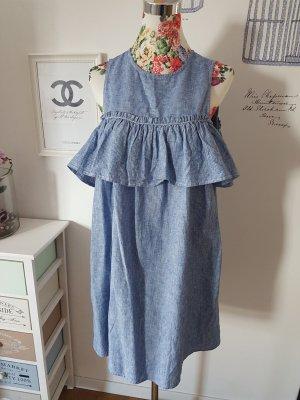 Leichtes Denim Kleid