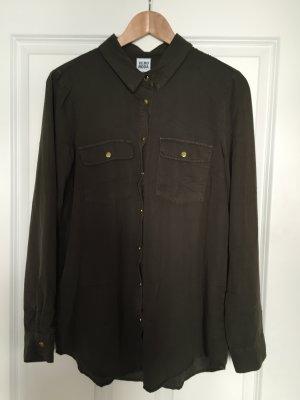 Leichtes Dunkelgrünes Hemd/ Bluse von Vero Moda Gr.38