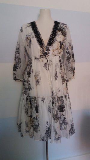 Leichtes geblümtes Kleid von TWIN SET