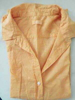 Leichtes Hemd, Bluse, Closed, leuchtendes Orange