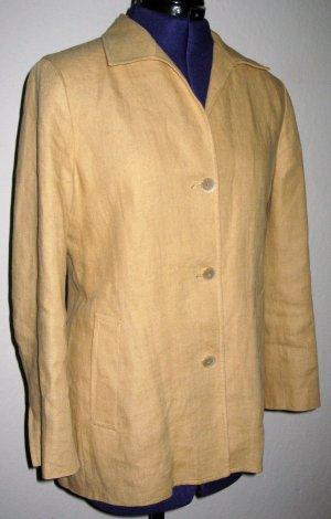 Short Jacket primrose linen