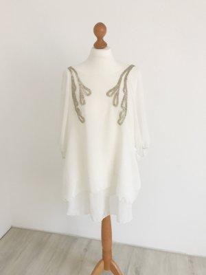 Leichtes Kleid, bestickt, TopShop