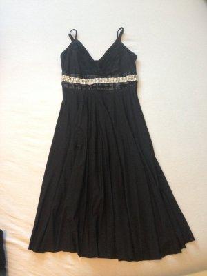 Leichtes Kleid mit Strass-Detail