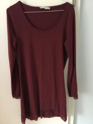 Leichtes Kleid, Unterkleid, Cream, L