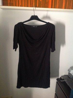 Zero Midi-jurk zwart