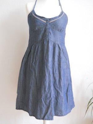 Vero Moda Denim Dress blue