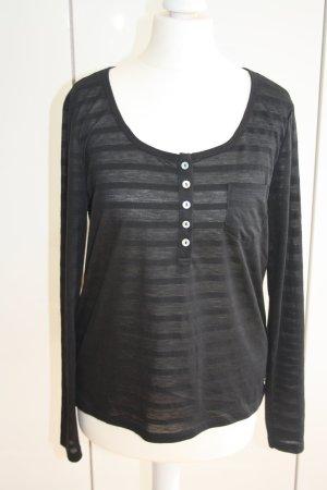 Leichtes Oberteil Shirt Esprit schwarz