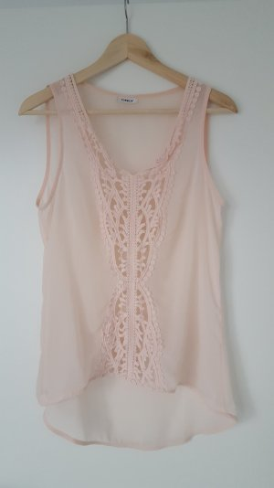 leichtes Only Top in Rose`