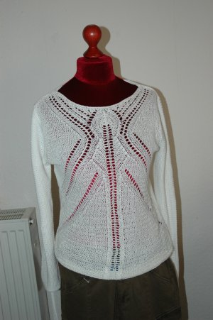Vila Sweater white