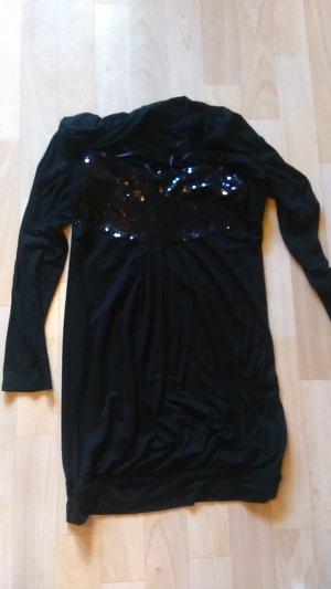 leichtes schwarzes Kleid