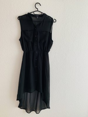 Forever 21 Vestido mullet negro