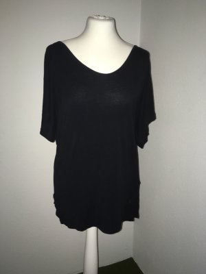 Camisa holgada negro
