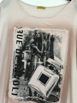 leichtes Shirt 3/4 Ärmel Chilli S / M