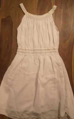 Babydoll Dress white-gold-colored