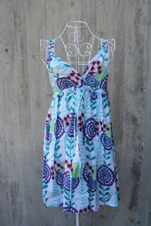 Pepe Jeans London Babydoll-jurk veelkleurig Katoen