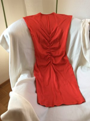 Fashion bright red mixture fibre