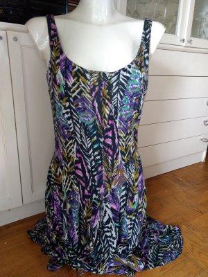 leichtes Sommerkleid, kurz, Trägerkleid
