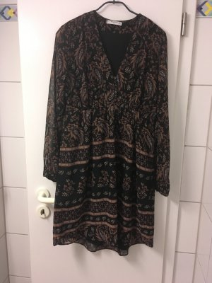 Mango Tunic Dress multicolored