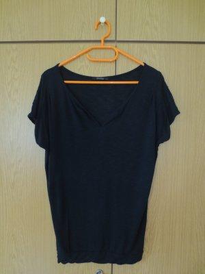 leichtes Sommershirt - schwarz