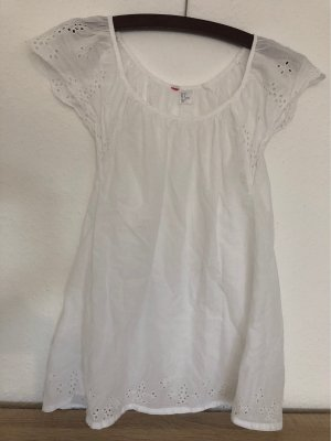 H&M Divided A Line Top white