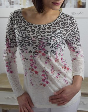 leichtes Sommertop Tunika Shirt L/XL NEU