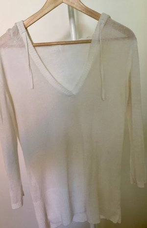 Calvin Klein Camisa tejida blanco-blanco puro