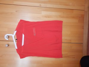 leichtes T-Shirt in rot