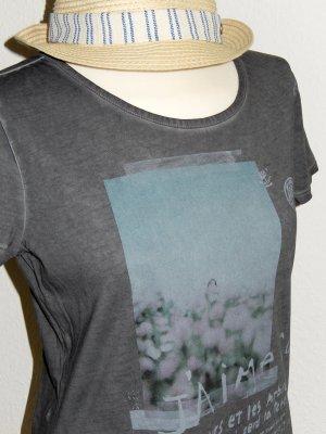 Leichtes T-Shirt mit Print